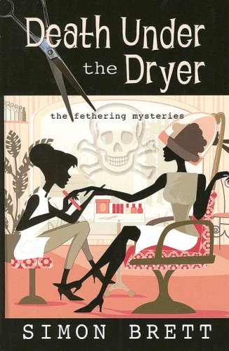 9780786294206: Death Under the Dryer: A Fethering Mystery (Thorndike Press Large Print Core Series)