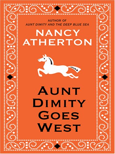 9780786294541: Aunt Dimity Goes West (Thorndike Mystery)
