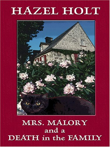 9780786294565: Mrs. Malory and a Death in the Family: A Sheila Malory Mystery