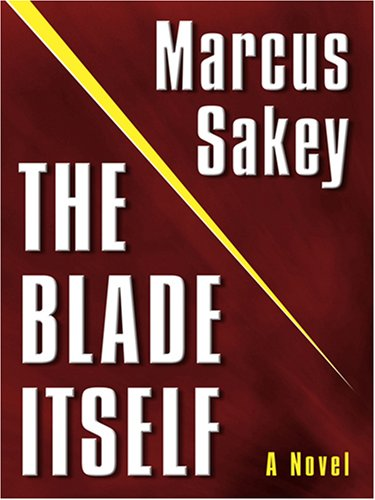 9780786294725: The Blade Itself (Thorndike Crime Scene)