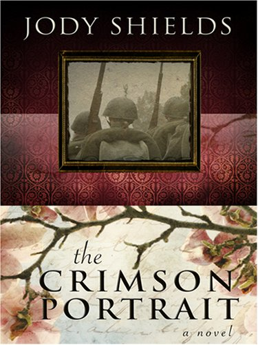 9780786294800: The Crimson Portrait (Thorndike Press Large Print Core Series)
