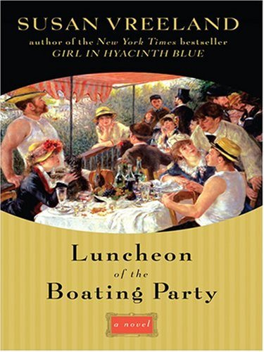 9780786295098: Luncheon of the Boating Party (Thorndike Core)