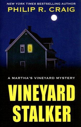 Vineyard Stalker (Thorndike Mystery): Philip R. Craig