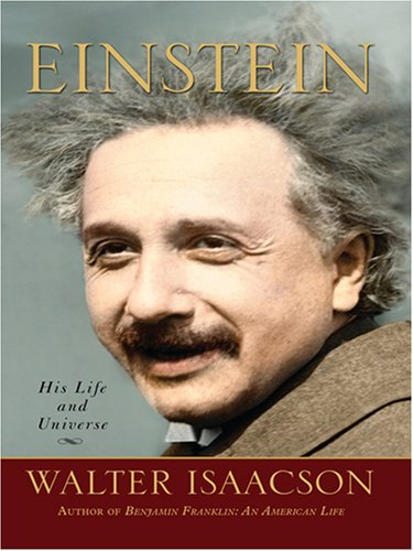 9780786295289: Einstein: His Life and Universe (Thorndike Press Large Print Nonfiction Series)
