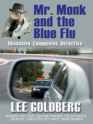 9780786295487: Mr. Monk and the Blue Flu (Thorndike Laugh Lines)