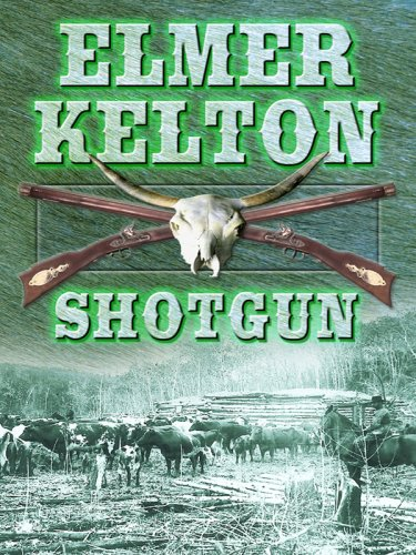 9780786295586: Shotgun (Thorndike Large Print Western Series)