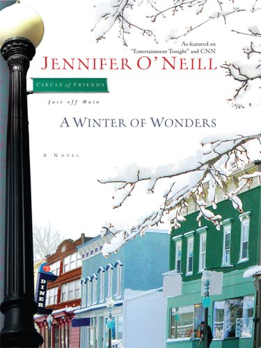 9780786296057: A Winter of Wonders: Just Off Main (Thorndike Press Large Print Christian Fiction; Circle of Friends: Just Off Main)