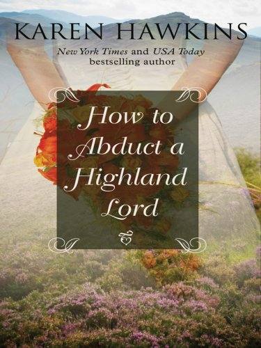 9780786296088: How to Abduct a Highland Lord (Basic)