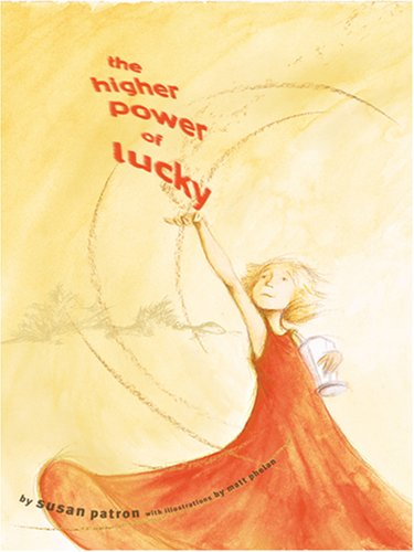 9780786296323: The Higher Power of Lucky (Thorndike Press Large Print Literacy Bridge Series)