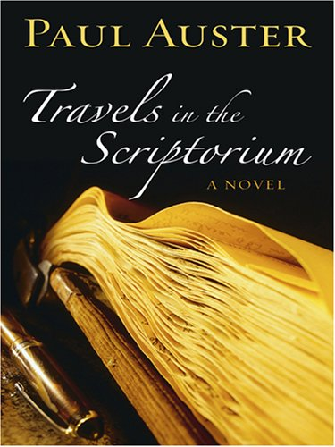 9780786296422: Travels in the Scriptorium (Thorndike Press Large Print Basic Series)