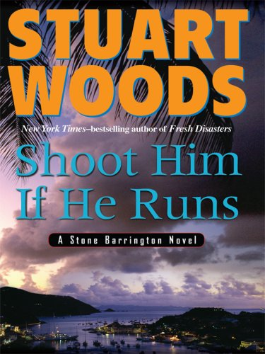 9780786296552: Shoot Him If He Runs (Thorndike Press Large Print Basic Series)