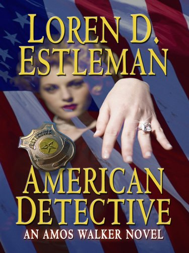 9780786296835: American Detective (The Amos Walker Series #20)