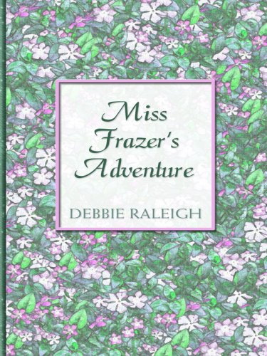 9780786296934: Miss Frazer's Adventure (Thorndike Large Print Candlelight Series)