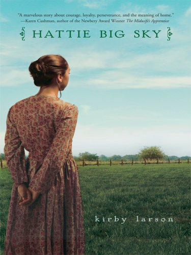 9780786296972: Hattie Big Sky (Thorndike Literacy Bridge Young Adult)