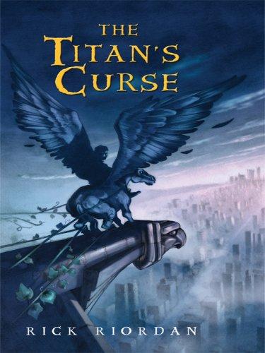9780786297016: The Titan's Curse