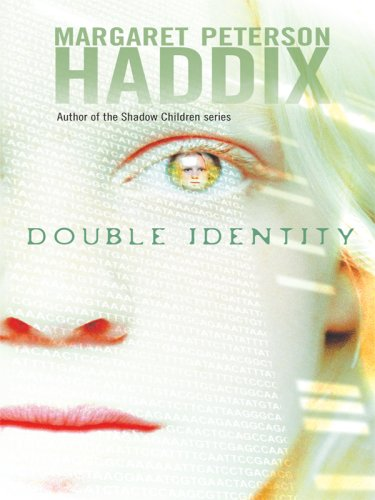 9780786297023: Double Identity (Thorndike Press Large Print Literacy Bridge Series)