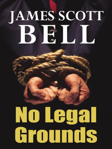 9780786297085: No Legal Grounds (Thorndike Christian Fiction)
