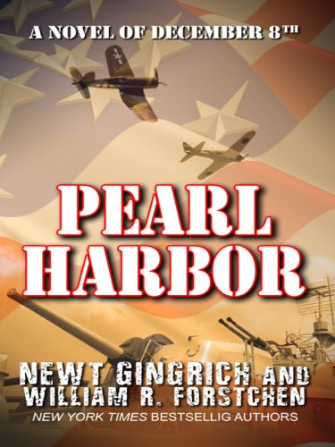 9780786297191: Pearl Harbor: A Novel of December 8th (Thorndike Press Large Print Basic Series; The Pacific War)