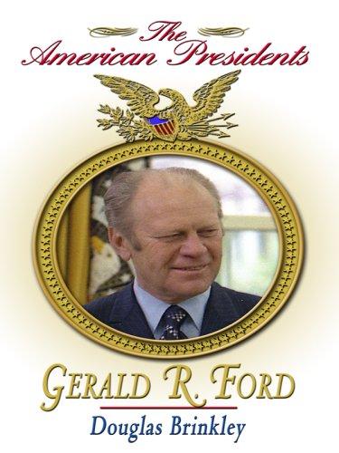 9780786297283: Gerald R. Ford (Thorndike Biography)