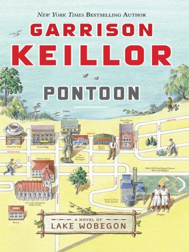 9780786297320: Pontoon: A Lake Wobegon Novel (Thorndike Press Large Print Core Series)