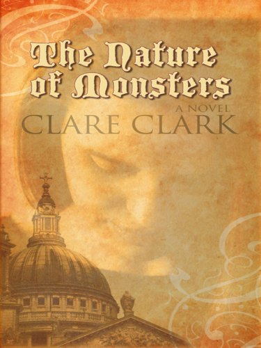 9780786297375: The Nature of Monsters (Throndike Press Large Print Historical Fiction)