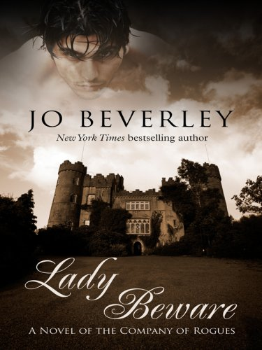 9780786298228: Lady Beware (Thorndike Press Large Print Basic Series: The Company of Rogues)