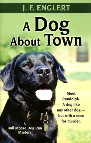 9780786298242: A Dog About Town (Large Print Mystery Series)