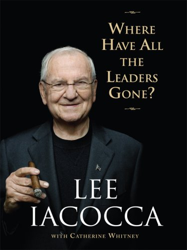 iacocca an autobiography In 1984, iacocca co-authored (with william novak) an autobiography, titled iacocca: an autobiography it was the best selling non-fiction hardback book of 1984 and 1985 the book used heavy discounting which would become a trend among publishers in the 1980s [13.