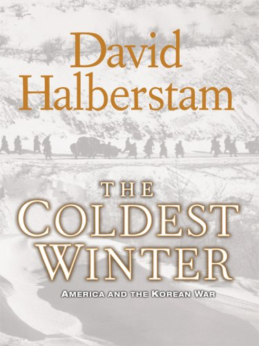 9780786298327: The Coldest Winter: America and the Korean War (Thorndike Press Large Print Nonfiction Series)
