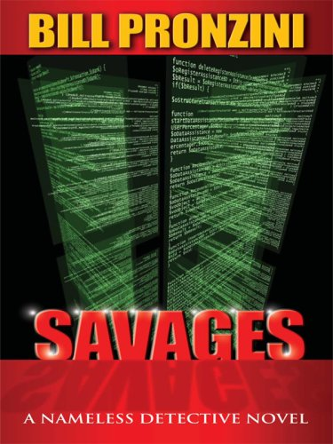 9780786298372: Savages (Thorndike Press Large Print Mystery Series)