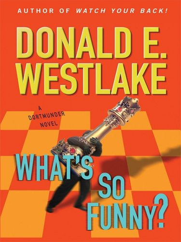 9780786298396: What's So Funny? (Thorndike Press Large Print Mystery Series)