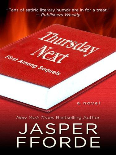 9780786298433: First Among Sequels (Thursday Next, Book 5)