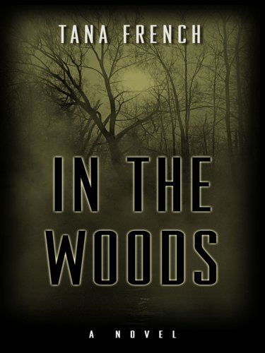 9780786298532: In the Woods (Thorndike Large Print Crime Scene)