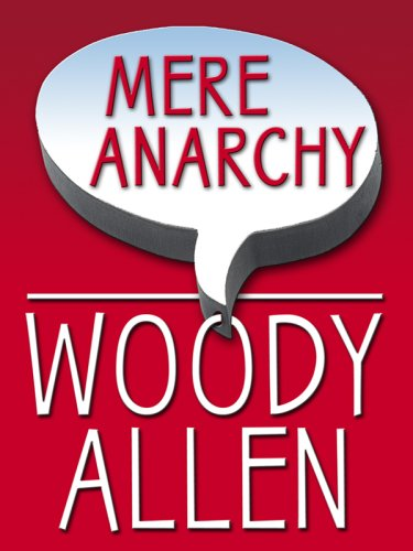9780786298549: Mere Anarchy (Thorndike Large Print Laugh Lines)