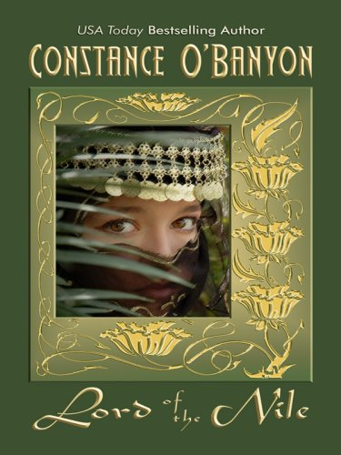 9780786298808: Lord of the Nile (Thorndike Press Large Print Romance Series)