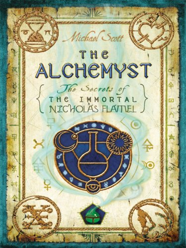 9780786298860: The Alchemyst: The Secrets of the Immortal Nicholas Flamel (Thorndike Press Large Print Literacy Bridge Series)