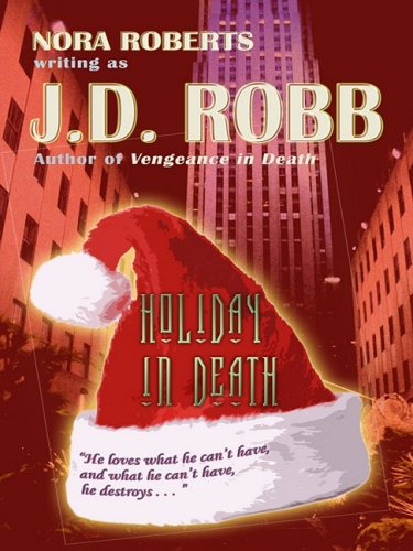 9780786298884: Holiday in Death (Thorndike Press Large Print Famous Authors Series)
