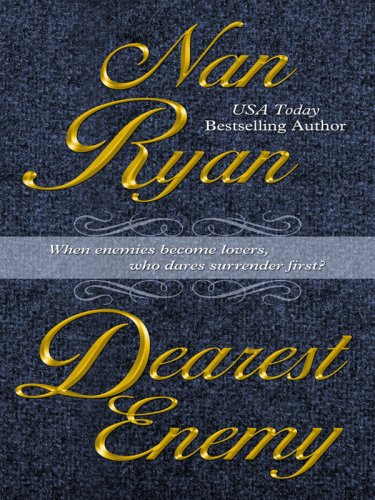9780786298921: Dearest Enemy (Thorndike Press Large Print Romance Series)
