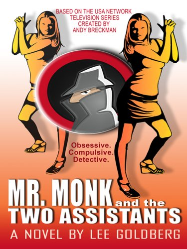 9780786299034: Mr. Monk and the Two Assistants (Thorndike Large Print Laugh Lines)