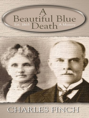 9780786299218: A Beautiful Blue Death (Thorndike Clean Reads)
