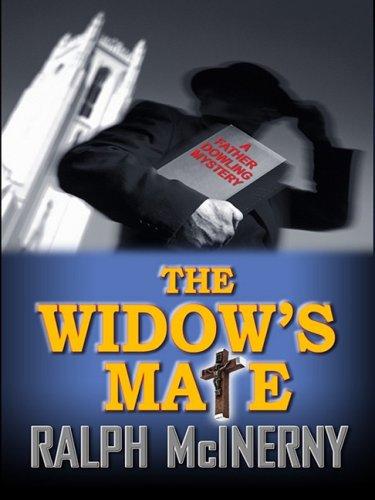 9780786299638: The Widow's Mate (Thorndike Press Large Print Basic Series)