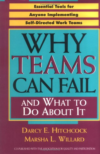 9780786304233: Why Teams Can Fail and What to Do About It: Essential Tools for Anyone Implementing Self-Directed Work Teams