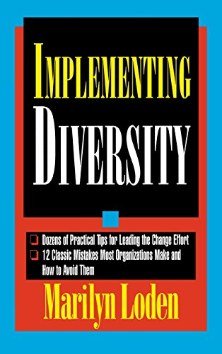9780786304608: Implementing Diversity: Best Practices for Making Diversity Work in Your Organization