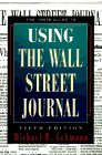 """9780786304837: Irwin Guide to Using the """"Wall Street Journal"""""""