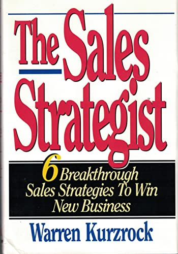 9780786307388: The Sales Strategist