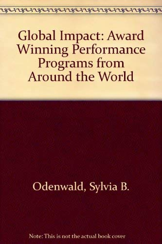 9780786309580: Global Impact: Award Winning Performance Programs from Around the World