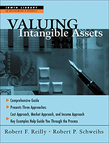 9780786310654: Valuing Intangible Assets