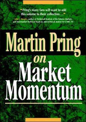 9780786311767: Martin Pring on Market Momentum