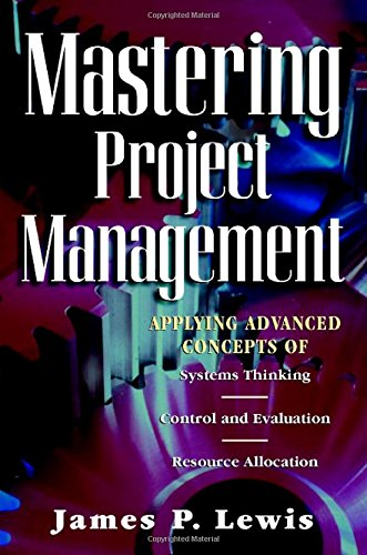 9780786311880: Mastering Project Management