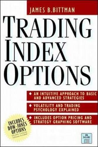Trading Index Options: Bittman, James B.